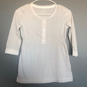 Old Navy Girl's Long Sleeve Shirt, Size Large